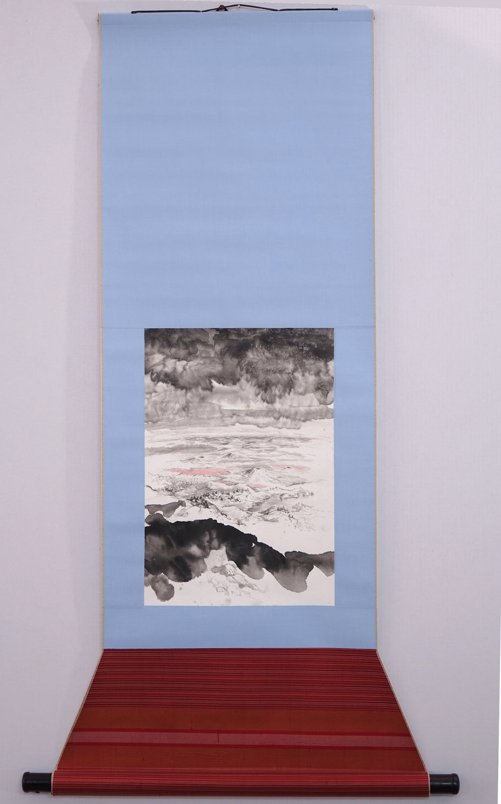 Henrik Schrat Works on paper The Pink Lakes of Tonder - Henrik Schrat Works on paper The Pink Lakes of Tonder - 5 Pieces Gallery - Contemporary Art & Photography