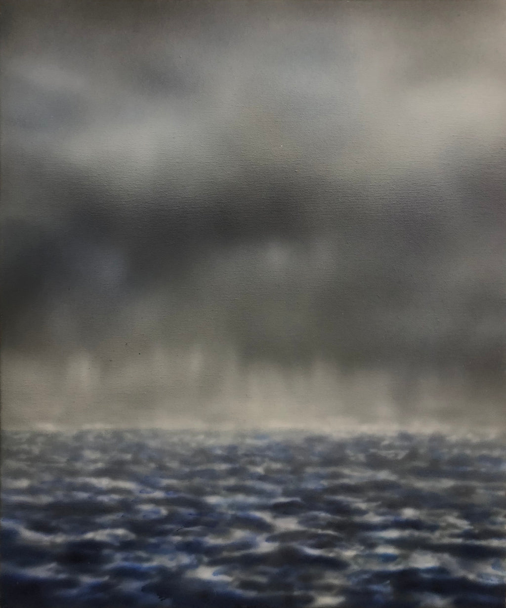 Michal Cernusak Painting North Sea - Michal Cernusak Painting North Sea - 5 Pieces Gallery - Contemporary Art & Photography