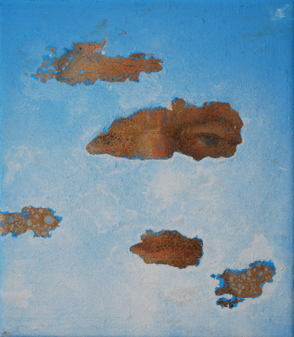 Gleb Bas Painting 5 stains - Gleb Bas Painting 5 stains - 5 Pieces Gallery - Contemporary Art & Photography
