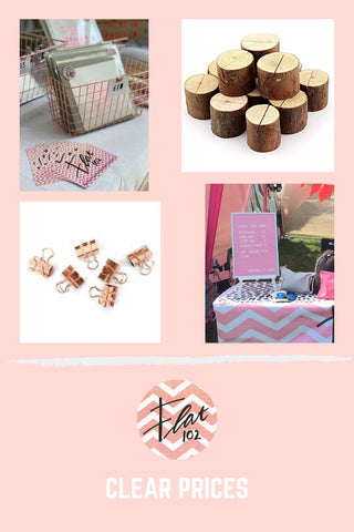 Craft Fair Preparation Make Sure You Have Clear Prices