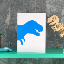 Rooaaaarrr Dinosaur Greeting Card