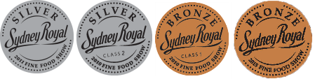 Sydeny Royal Show Award Winning Coffee Beans