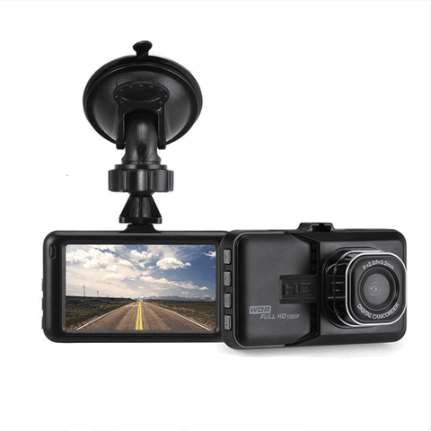 3 inch Dash Camera Car DVR Dash Cam Video Recorder HDMI HD 1080P Camcorder Night Vision Motion Detection Loop Recording Tech Accessories Gadget Monkey