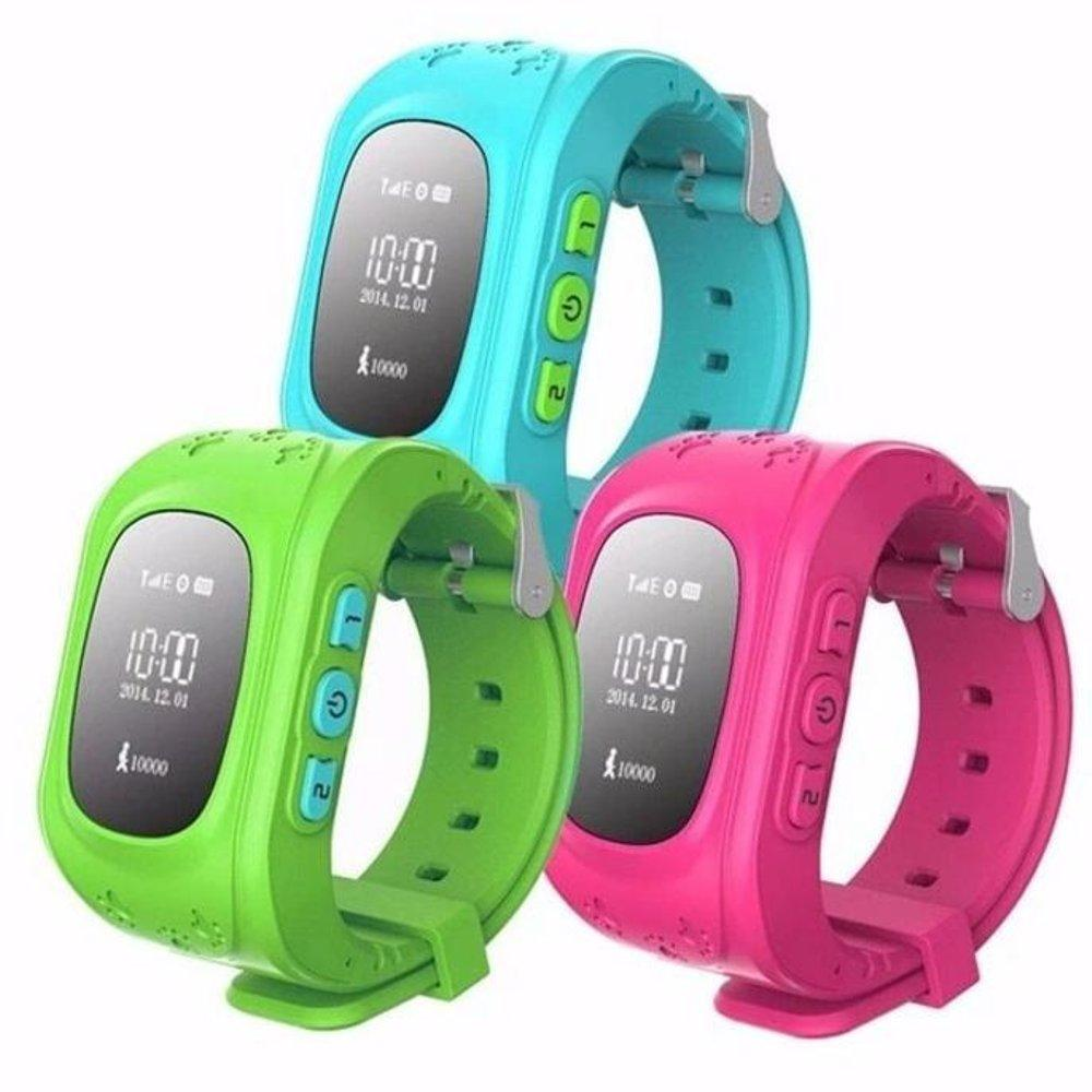 Kids GPS Tracker Smartwatch Tech Accessories Gadget Monkey