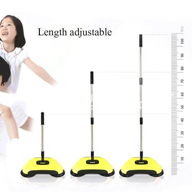 Magic Broom Lightweight Spinning Sweeeper Home & Garden shopgadgetmonkey