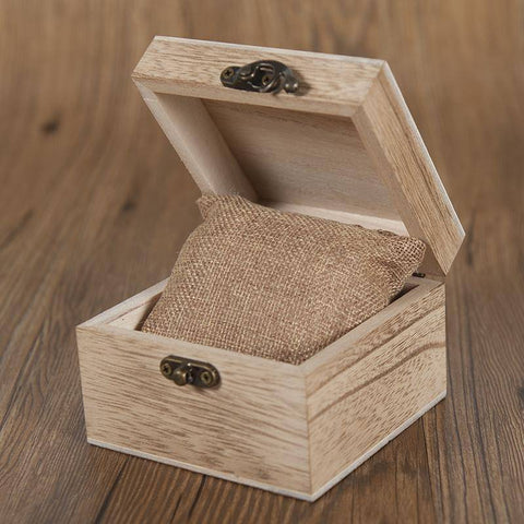 Image of Mens Quartz Wooden Wristwatches Watch in Beautiful Wood Gift Box Jewelry & Watches Gadget Monkey