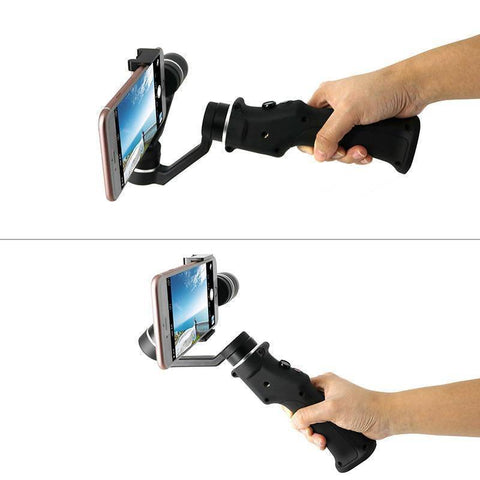 Image of Smartphone Handheld Gimbal 3-Axis Stabilizer for iPhone and Android Tech Accessories Gadget Monkey
