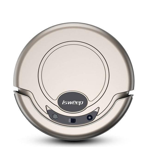 Image of ISWEEP S320 Smart Robot Vacuum Cleaner - Wet and Dry Home & Garden shopgadgetmonkey Golden US