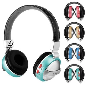 Bluetooth Over Ear Headphones With Microphone Tech Accessories shopgadgetmonkey