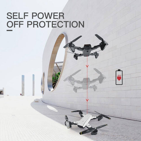 SG700 2.0MP HD Camera Wifi FPV Optical Flow Drone RC Quadcopter Tech Accessories Gadget Monkey
