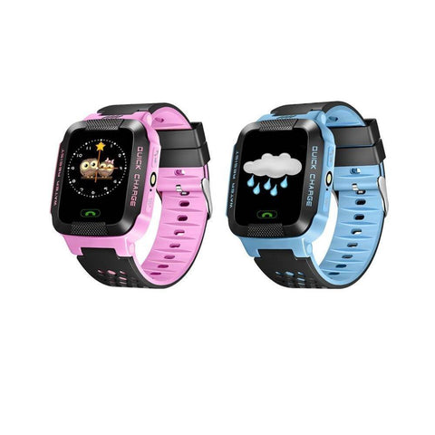 Kids GPS Tracker Smart Watch With Camera Jewelry & Watches Gadget Monkey