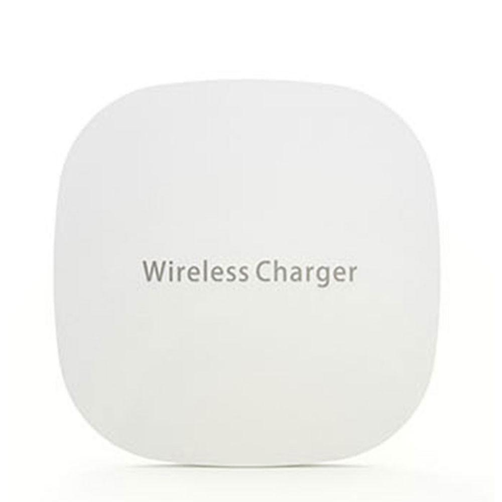Slim Wireless Charging Pad for iPhone Tech Accessories shopgadgetmonkey White