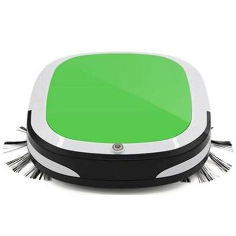 Image of Smart Robot Vacuum Cleaner - Wet and Dry Home & Garden shopgadgetmonkey green