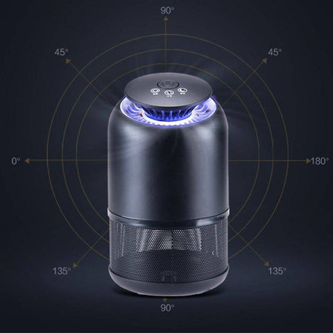 Image of Smart UV LED Mosquito Flying Insect Pest Killer Lamp Home & Garden Gadget Monkey