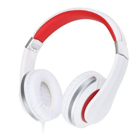 Image of Premium Comfort Foldable Headphone Tech Accessories shopgadgetmonkey White