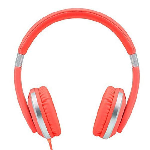 Image of Premium Comfort Foldable Headphone Tech Accessories shopgadgetmonkey Red