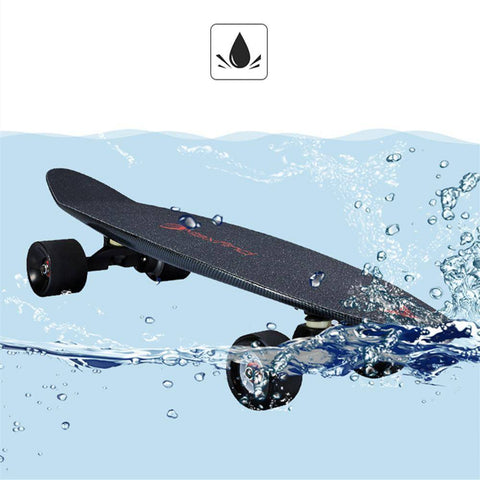Image of Maxfind Max C Penny Electric Skateboard With Wireless Remote Tech Accessories Gadget Monkey