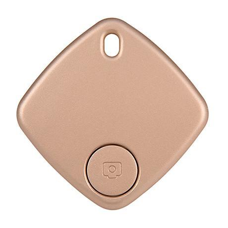 iTag Mini GPS Tracker - Tracking Device Tech Accessories Gadget Monkey Gold