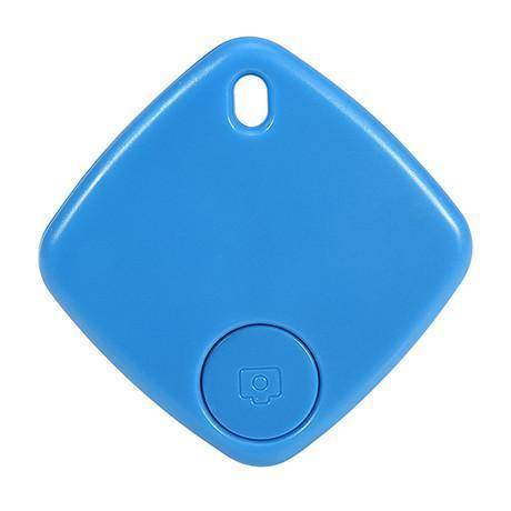 iTag Mini GPS Tracker - Tracking Device Tech Accessories Gadget Monkey Blue