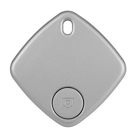 iTag Mini GPS Tracker - Tracking Device Tech Accessories Gadget Monkey Silver