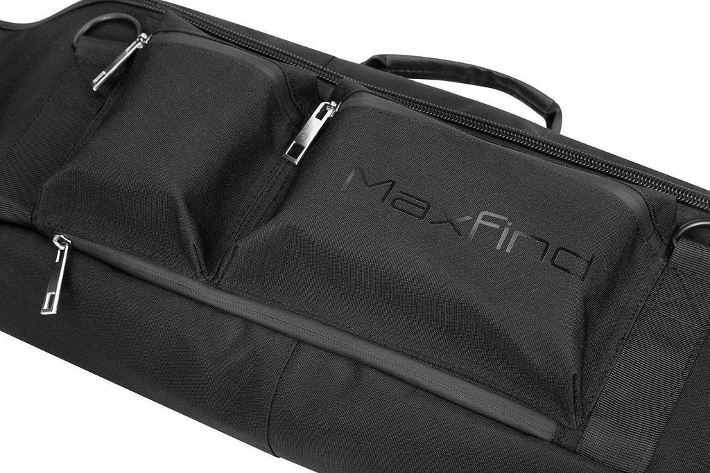 Maxfind Deluxe Waterproof Skateboard Carry Bag Backpack Tech Accessories Gadget Monkey