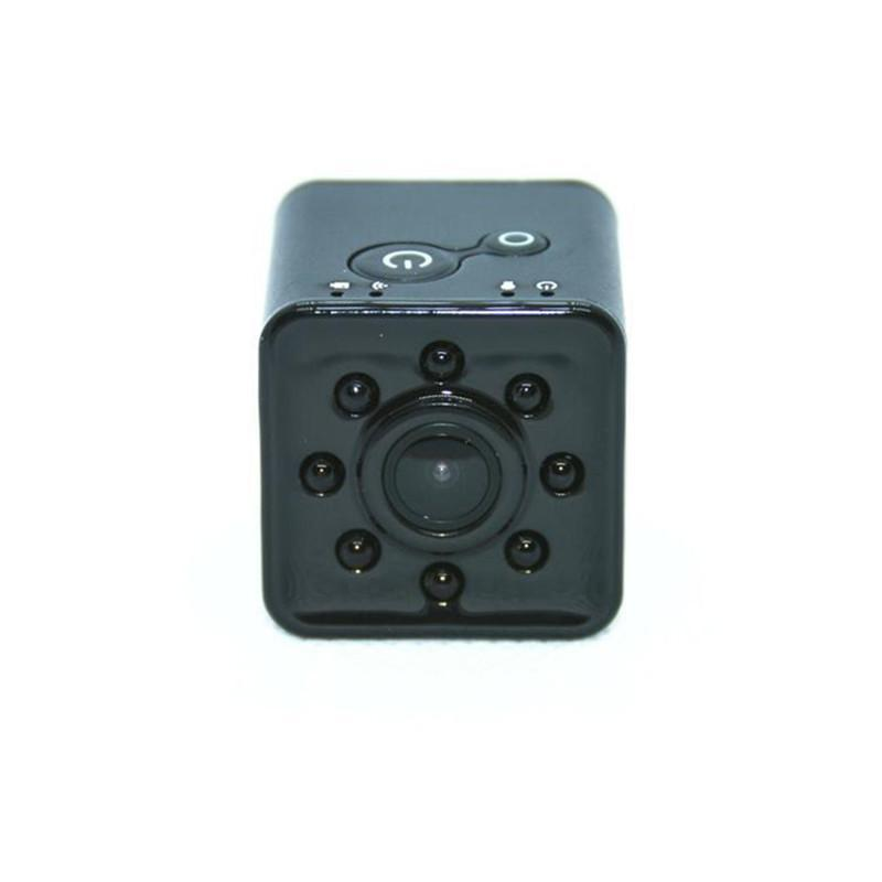 Mini WiFi HD 1080P Car DVR Camera Night Vision Sport Camera Tech Accessories Gadget Monkey black