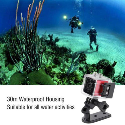 Image of Mini WiFi HD 1080P Car DVR Camera Night Vision Sport Camera Tech Accessories Gadget Monkey