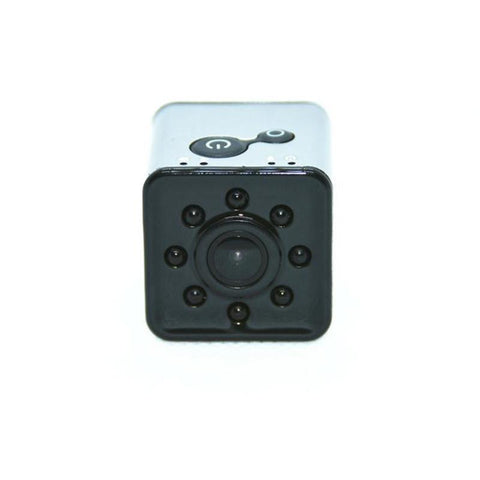 Mini WiFi HD 1080P Car DVR Camera Night Vision Sport Camera Tech Accessories Gadget Monkey silver