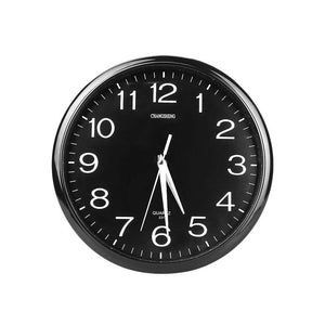 Hidden Camera Wall Clock - HD WiFi Video (Black) Home & Garden shopgadgetmonkey