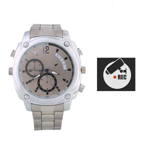 Hidden Video Camera Watch with Night Vision 8GB Tech Accessories shopgadgetmonkey