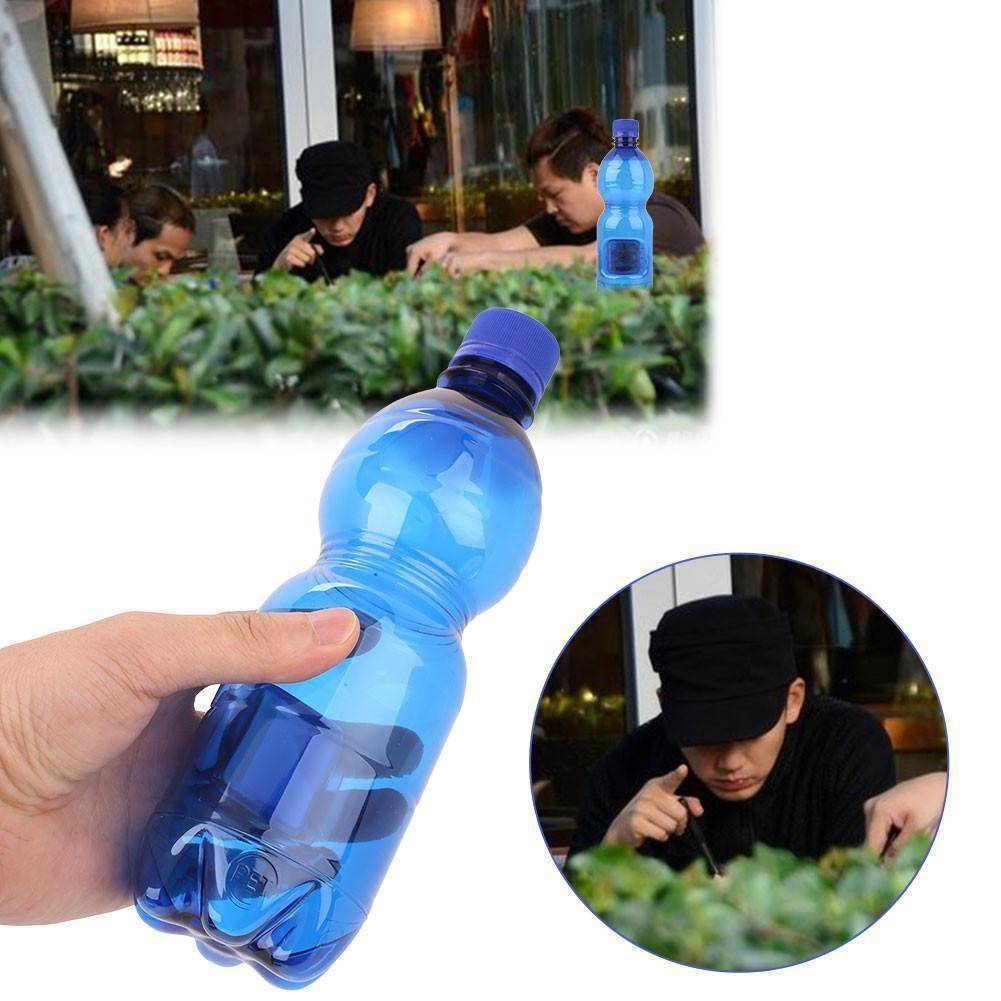 Hidden Video Camera Water Bottle Motion Detection 1080p HD Tech Accessories shopgadgetmonkey Default Title