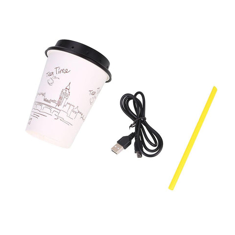 Coffee Cup Video Camera Tech Accessories Gadget Monkey