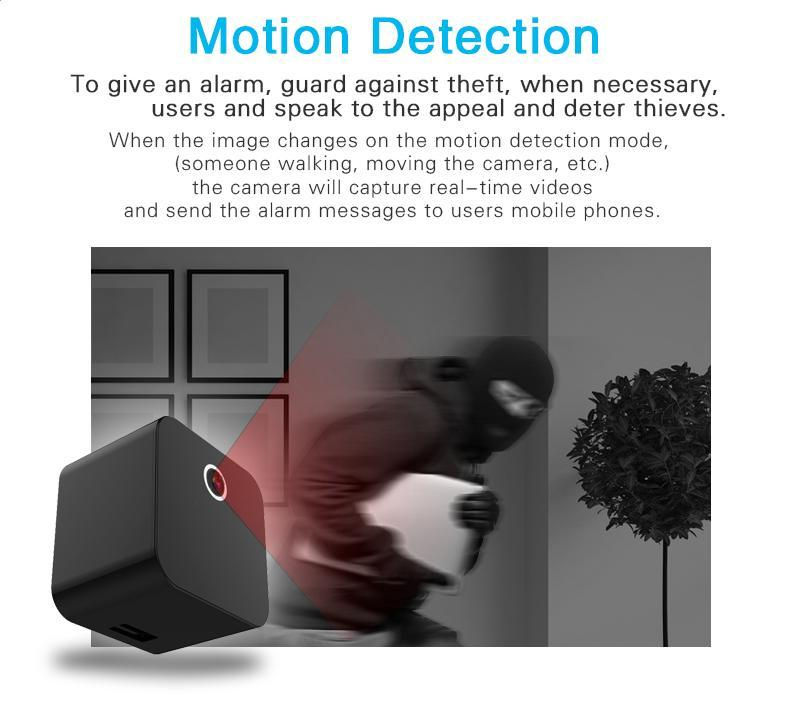 HD Hidden Camera Video With Night Vision and Motion Detection Tech Accessories shopgadgetmonkey