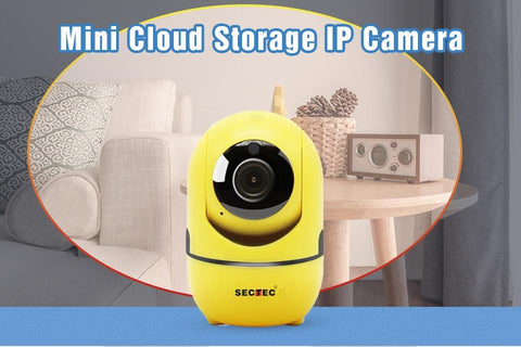 Image of 1080P HD Wireless IP Security Camera Home & Garden Gadget Monkey