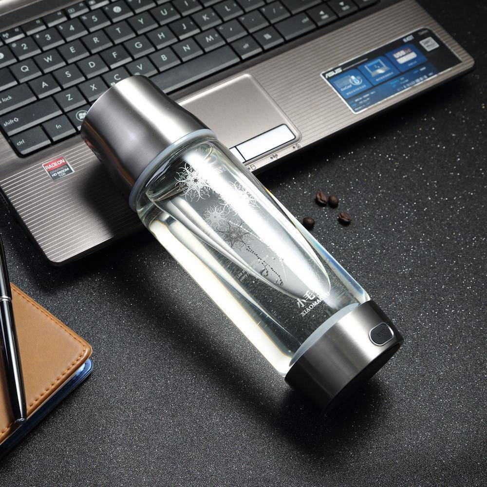Smart Touch Portable Hydrogen Rich Ionizer Water Bottle Health & Beauty Gadget Monkey