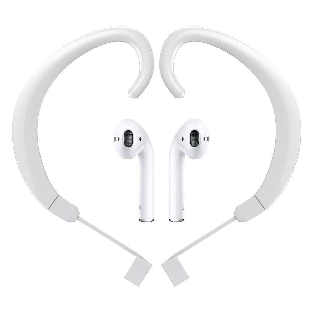 1 Pair Strap Wireless Ear Hanging Hook Accessories Holders for Airpods Tech Accessories Gadget Monkey
