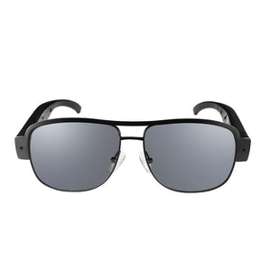 Sunglasses with HD Video Recorder Tech Accessories Gadget Monkey Black