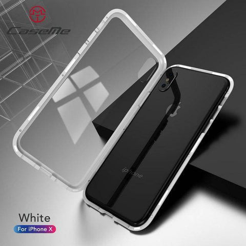 Ultra Magnetic Absorption Case for iPhone Tech Accessories Gadget Monkey White For iPhone 6 Plus