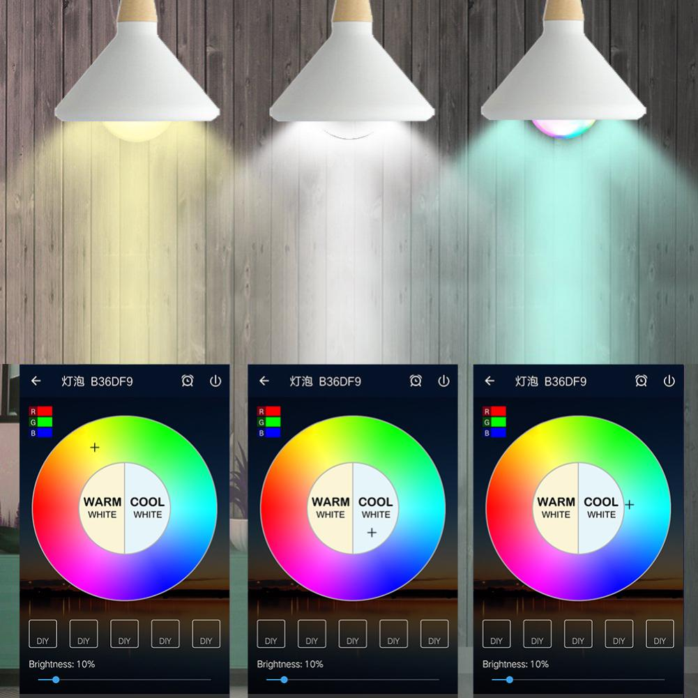 Magic Led Smart Light Bulb - Smart Home Home & Garden Gadget Monkey