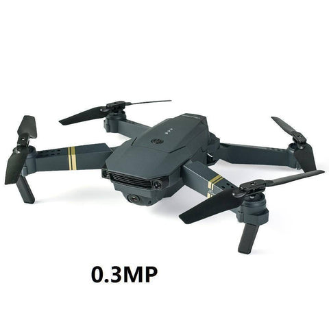 Image of WIFI FPV With Wide Angle HD Camera High Hold / Drone with Camera / Quadcopter Tech Accessories Gadget Monkey 0.3MP