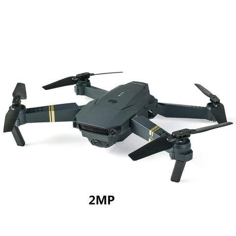 Image of WIFI FPV With Wide Angle HD Camera High Hold / Drone with Camera / Quadcopter Tech Accessories Gadget Monkey 2MP