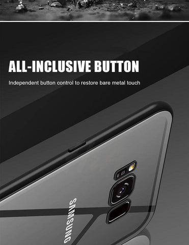 Image of Magnetic Absorption Phone Case for For Samsung Galaxy S9 S8 Plus S7 Edge Note 9 8 Tech Accessories Gadget Monkey
