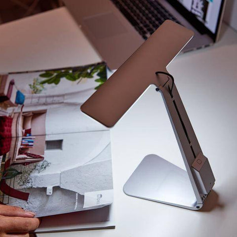 Image of USB Rechargeable LED Reading Light Home & Garden shopgadgetmonkey