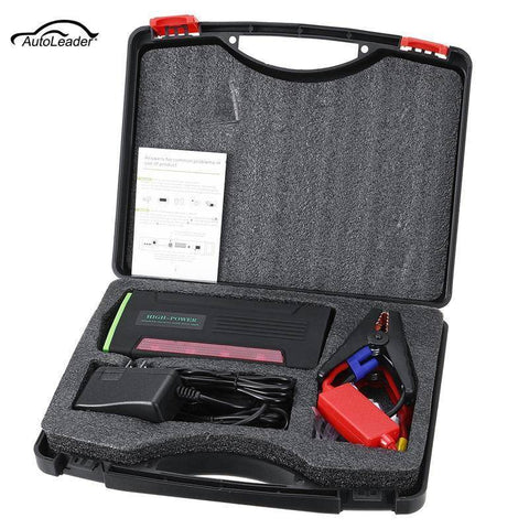 Image of 12 V Car Jump Starter Kit - Emergency Booster Tech Accessories Gadget Monkey