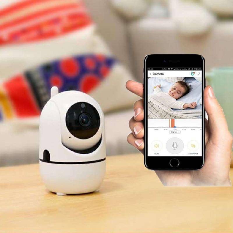 Nanny Cam - 1080P IP Baby Monitor Camera for Surveillance, Security Home & Garden Gadget Monkey