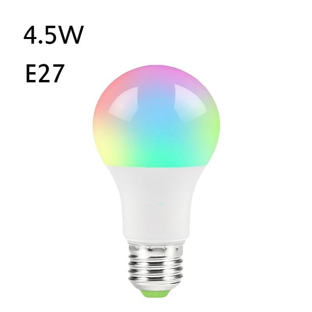 Magic Led Smart Light Bulb - Smart Home Home & Garden Gadget Monkey 4.5w E27 China
