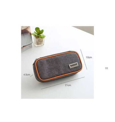 Image of Medical Cooler Bag For Diabetics Health & Beauty Gadget Monkey Orange