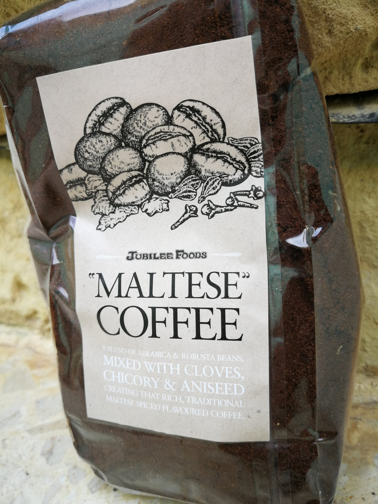 Traditional Maltese coffee