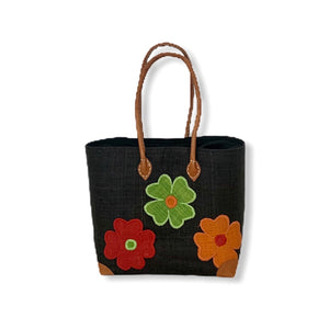 Mamy Flowers (Black)