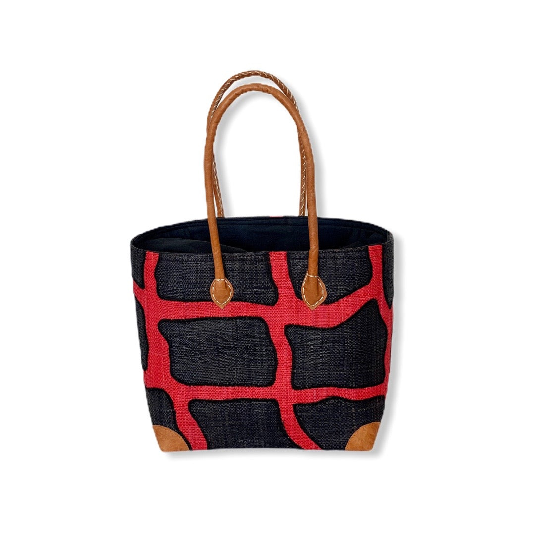 Mamy Spots (Black/Red)